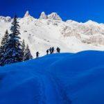 Górskie szczyty w Zakopanem