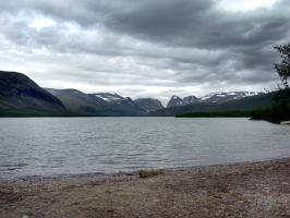 Zmęczenie na górskich szczytach